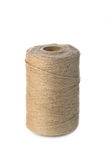 Skein of yarn natural jute Royalty Free Stock Photography