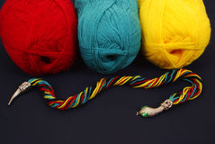 Skeins Stock Photography