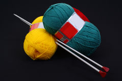 Skeins Stock Image