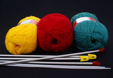 Skeins Royalty Free Stock Image
