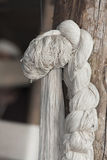 Skeins of wool Stock Photo