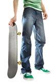 skejter Obraz Stock