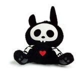 Skeleton Bunny Toy Royalty Free Stock Photos