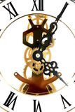 Skeleton Clock Royalty Free Stock Image