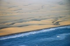Skeleton Coast, Namibia, Africa Royalty Free Stock Photography