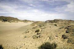 Skeleton Coast Safari royalty free stock image