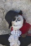 Skeleton Doll Royalty Free Stock Photo