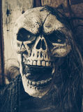 Skeleton Ghost. / Holloween's Day / Horror Ghost royalty free stock photos