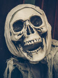 Skeleton Ghost Stock Images