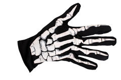 Skeleton hand Stock Image