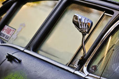 Skeleton hand mirror Royalty Free Stock Images