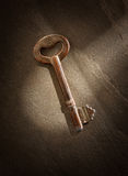 Skeleton key Royalty Free Stock Images