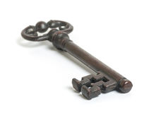 Skeleton key Royalty Free Stock Photo
