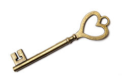 Skeleton key Stock Images