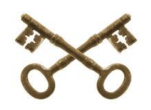 Skeleton Keys Royalty Free Stock Images