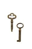 Skeleton Keys Stock Image