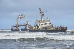 Skeleton Küste Namibia Stockfotos