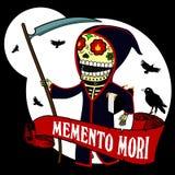 Skeleton Mori Royalty Free Stock Photo