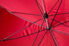 Skeleton of an umbrella Stock Photos