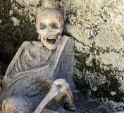 Skeletons at Herculaneum Royalty Free Stock Photo
