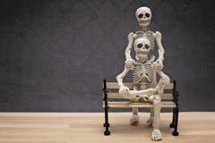 Skeletons Royalty Free Stock Image