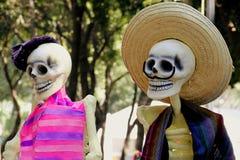 Skeletons V Stock Image