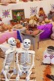 Skeletten Stock Afbeelding