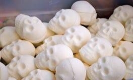 Skeletten van Dia de Los Muertos Stock Afbeeldingen