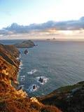 Skellig海岛01 图库摄影