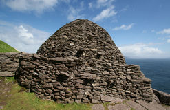 Skellig Beehive Hut Royalty Free Stock Image