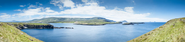 Skellig Irlandia zdjęcia stock