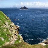 Skellig Islands Royalty Free Stock Image
