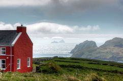 The Skellig Islands Royalty Free Stock Images