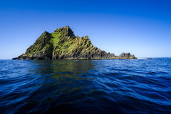 Skellig Michael, Co. Kerry stock photo