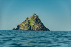 Free Skellig Michael, UNESCO World Heritage Site, Kerry, Ireland. Star Wars The Force Awakens Scene Filmed On This Island. Stock Photography - 65430412