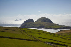 Skelligs Drive Royalty Free Stock Photography