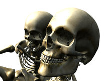 Skelton 15 Royalty Free Stock Photos