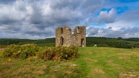 Skelton Tower, England, UK royalty free stock images
