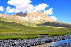 Skenery da montanha Imagem de Stock
