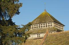 Skenfrith Church Stock Photography