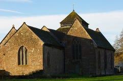Skenfrith Church Stock Photo