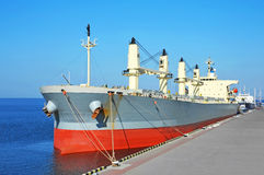 Skepp för bärare i stora partier Royaltyfri Foto