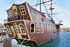 Skeppaktern Arkivfoton