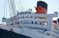 Skeppdäck Royaltyfri Fotografi