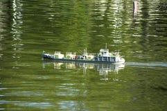 Skeppet Arkivfoto