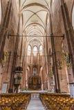 Skeppet av Sts Peter kyrkliga Riga Arkivbild