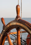 Skepphjul Royaltyfri Bild