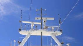 Skepps radar arkivfilmer