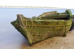Skeppsbrott arkivbild