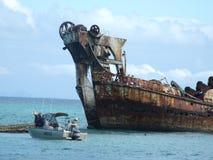skeppsbrott Royaltyfri Bild